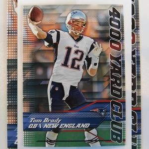New England Tom Brady